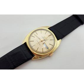 5fec7b99f1d Usado - São Paulo · Relógio Omega Constellation Automático Aço E Ouro 18k