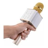 Microfono Karaoke Uruz Parlante Inalambrico Bluetooth