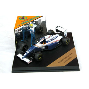 Onyx Vc0003 Models Williams Renault Fw16 F1 Ayrton Senna