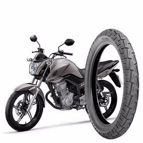 Pneu Moto Cg/titan/fan 90/90-18-tras C/ Camara Technic