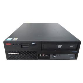 Computador Lenovo Intel 4gb Hd 160gb Dvd-rw