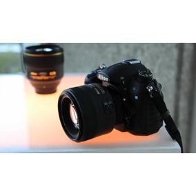 Camera Digital Nikon Dslr D5100 + 50mm
