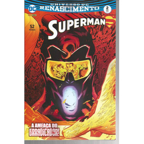 Superman 2 3ª Serie Renascimento Panini Bonellihq Cx438 H18