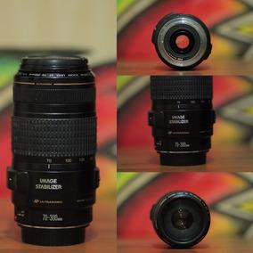 Lente Canon Ef 70-300mm Is Usm Ultrasonic (venta/cambio)