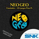 Emulador Neo Geo Arcade +181 Juegos Pc