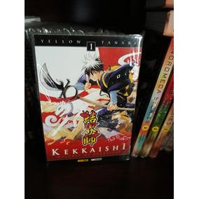 Mangás Kekkaishi Mestres De Barreiras Volumes 01 Ao 18