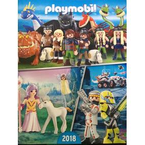 Playmobil Catálogo Ano 2018 França