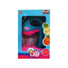 Batidora Juguete Colleccion Cook Para Niñas Usual Brinquedos