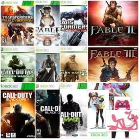 Midia Digital Xbox 360 Varios Jogos Original Pelo Preço De 1