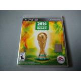 2014 Fifa World Cup Brazil Original Para Ps3