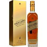 1 Unid Whisky Johnnie Walker Gold Label Reserve Scotch750ml