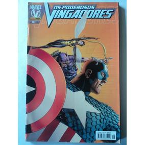 Hq-os Poderosos Vingadores:marvel V:#18:panini Comics