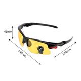 Óculos De Visão Noturna Yosolo Para Motoristas E Ciclistas