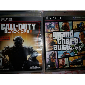 Gta V + Call Of Duty Black Ops Iii. Fortaleza Ceara
