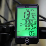 Ciclocomputador Velocímetro Odômetro Bike Sunding Sd-576a