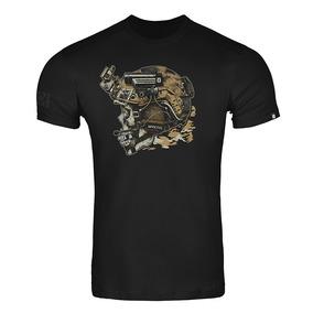 Camiseta Concept Invictus Black Jack