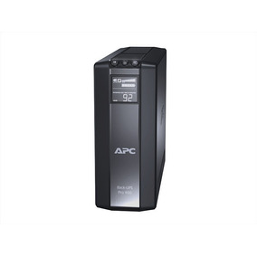 Estabilizador Ups Apc Br900-ar P/ Tv, Play, Equipos De Audio