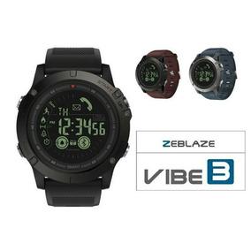 Relógio Zeblaze Vibe 3 Gorilla Glass 4 - Black