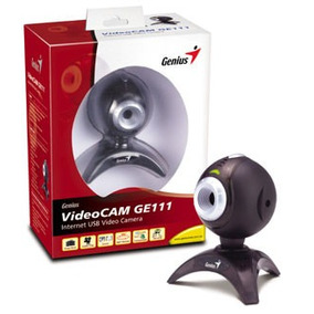 Genius VideoCAM GE111 Webcam Windows