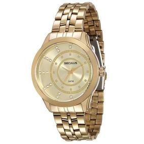 Relógio Feminino Analógico Seculus 20258lpsvds1