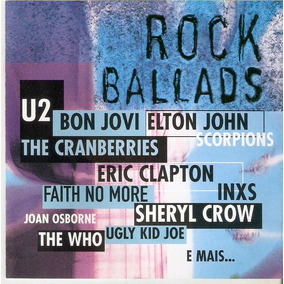 Cd Rock Ballads - Bon Jovi : Always - Semi Novo***
