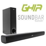 Barra De Sonido Ghia 2.1 Canales / Bluetooth / Usb Spk-1536