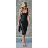 Vestido De Cuerina Dama en Mercado Libre Colombia 55efc681e87