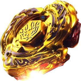 Beyblade L Drago Gold Dourado Metal Original Promoção Barato