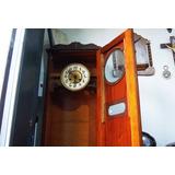 Historical*- Raro Reloj Armario De Pie Alemán Garantido-env.