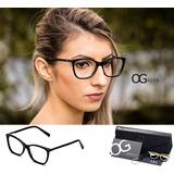 Armacao Oculos Grau Feminino Grife no Mercado Livre Brasil 2dfbd50313