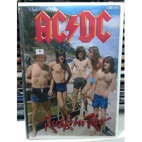 Ac/dc - Rock In Rio 1985