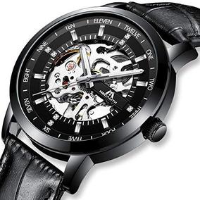 Relojes Hombre Reloj Automatico De Hombre Mecanicos Militar