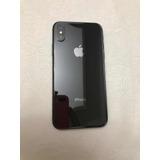 Vendo iPhone X - Usado 4 Meses