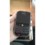 Blackberry Bold 9000 3g 2 Mpx Original Garantia Promoção