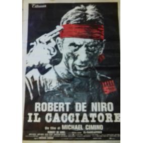 Afiche Grande De Película El Cazador.