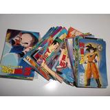 Cartas Coleccionables Dragon Ball Z - Navarrete (año 1998)