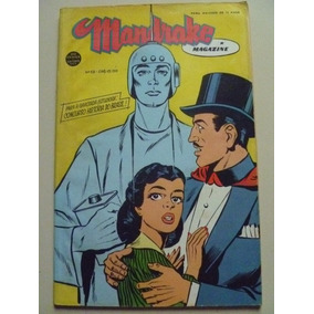 Mandrake Magazine Nº53 Rge