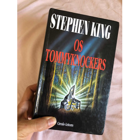 Livros Stephen King Edição Antiga