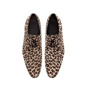 Zapatos Piel Leopardo