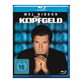 Blu Ray O Preço De Um Resgate - Mel Gibson - Legendado. Lac