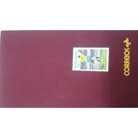 Álbum Dos Correios Coleção Selos Do Brasil Anos 80