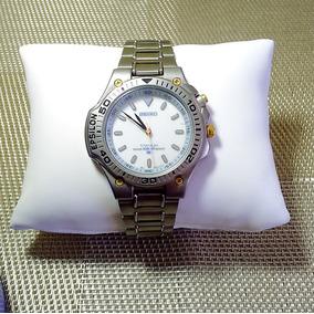 Relógio Seiko Epsilon Com Painel Luminoso Raridade