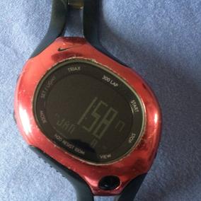 06f77755182 Relogio Nike Pulseira De Couro - Relógios De Pulso no Mercado Livre ...