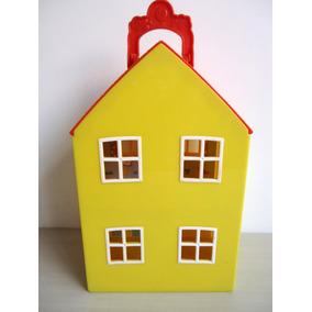 Casa Da Pepa Pig Mattel 2011