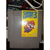 Super Mario Bros 3 Nintendo Nes Mario 3 Clasico
