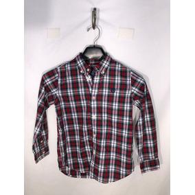 Camisa Chaps T- 7 Id L139 $* No Promo 3x2 Ó 2x1½