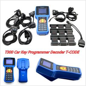 T300 Programador De Llaves Y Transponder Escaner Automotriz
