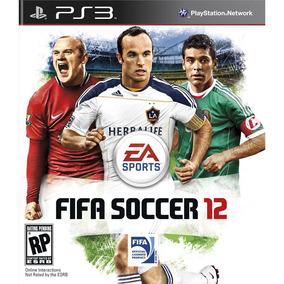Fifa Soccer 12 Ps3 Novo Lacrado