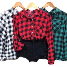 Camisa Feminino no Mercado Livre Brasil 1af90ebd58e25