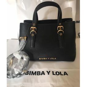 e0f68a479437d Bolso Bimba Lola Negra - Equipaje y Bolsas en Mercado Libre México
